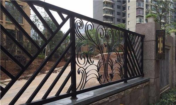 山西庭院铁艺围栏